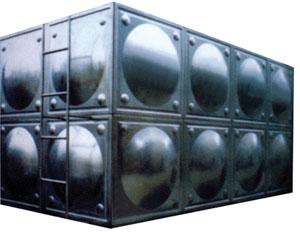 焊接式球型冲压不锈钢水箱